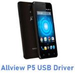 Allview P5 USB Driver