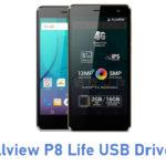 Allview P8 Life USB Driver