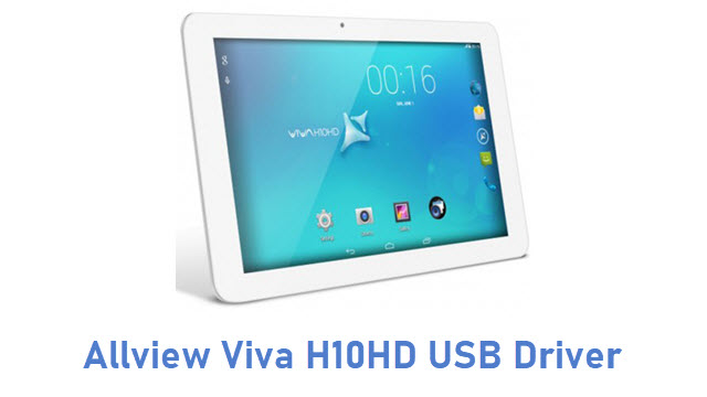 Allview Viva H10HD USB Driver