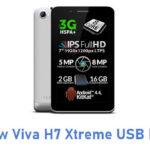 Allview Viva H7 Xtreme USB Driver