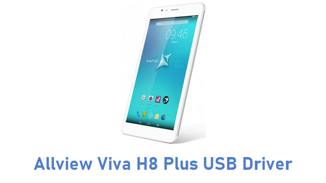 Allview Viva H8 Plus USB Driver