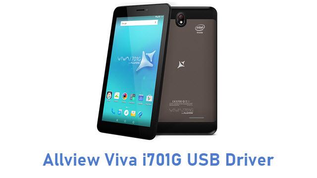 Allview Viva i701G USB Driver