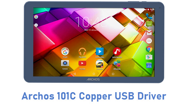 Archos 101C Copper USB Driver