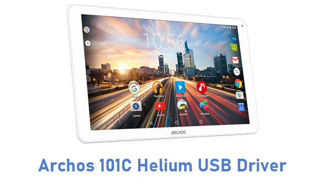 Archos 101C Helium USB Driver