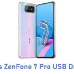 Asus ZenFone 7 Pro USB Driver