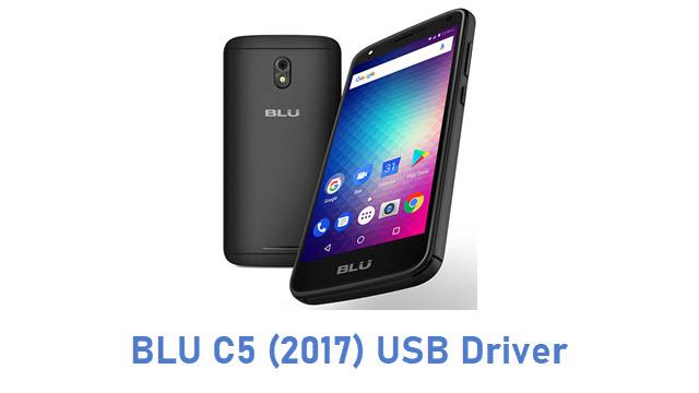 BLU C5 (2017) USB Driver