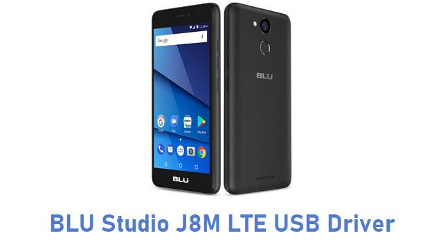 BLU Studio J8M LTE USB Driver