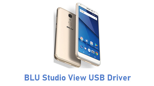 BLU Studio View USB Driver
