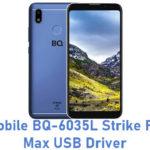 BQ Mobile BQ-6035L Strike Power Max USB Driver