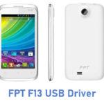 FPT F13 USB Driver