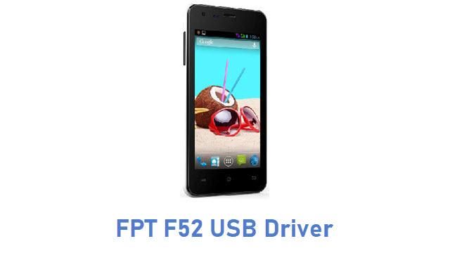 FPT F52 USB Driver