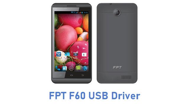 FPT F60 USB Driver
