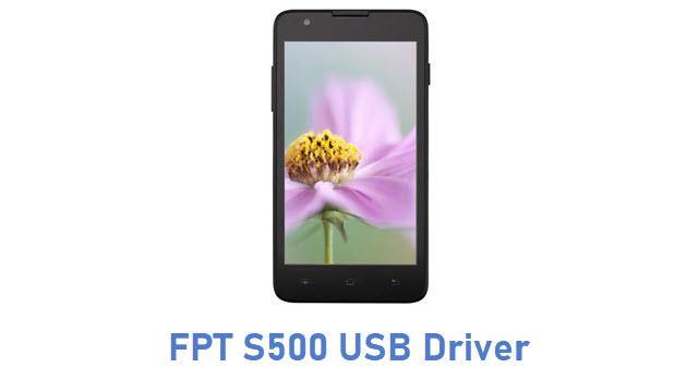 FPT S500 USB Driver