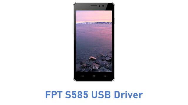 FPT S585 USB Driver