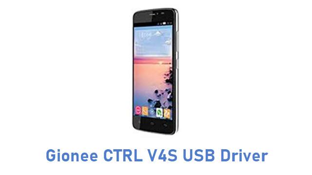 Gionee CTRL V4S USB Driver