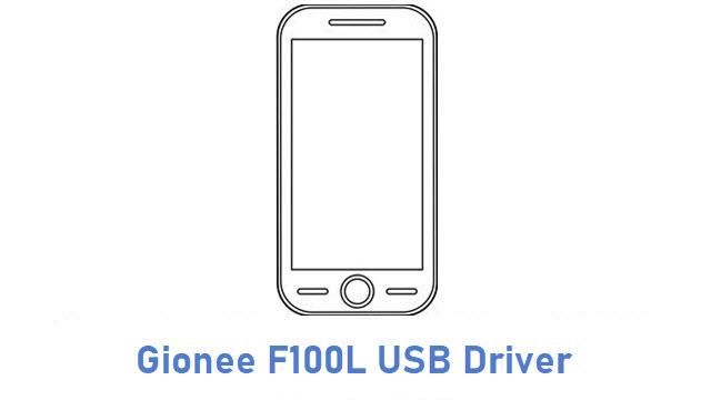 Gionee F100L USB Driver