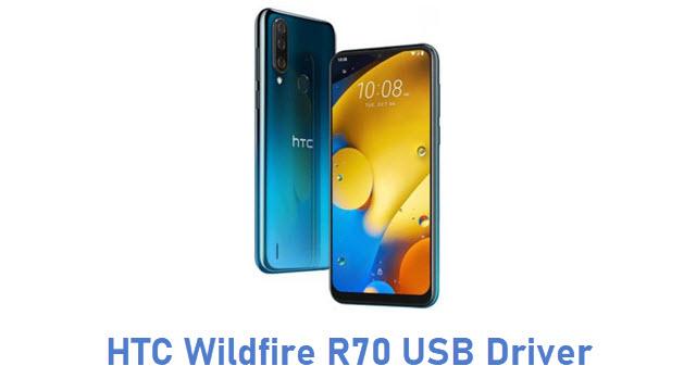 HTC Wildfire R70 USB Driver