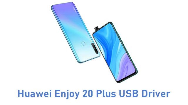 Huawei Enjoy 20 Plus USB Driver