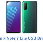 Infinix Note 7 Lite USB Driver