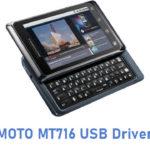 MOTO MT716 USB Driver