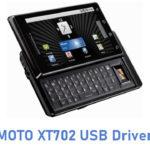 MOTO XT702 USB Driver