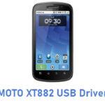 MOTO XT882 USB Driver