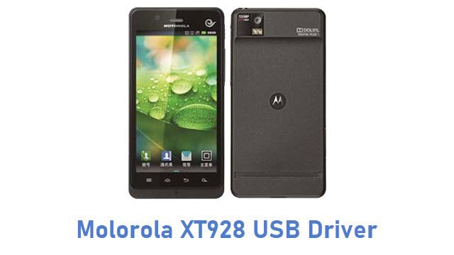 Molorola XT928 USB Driver