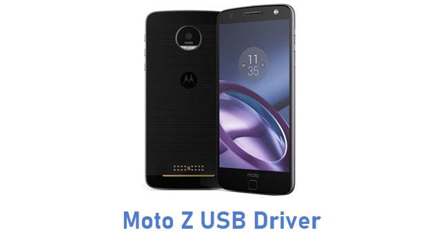 Moto Z USB Driver