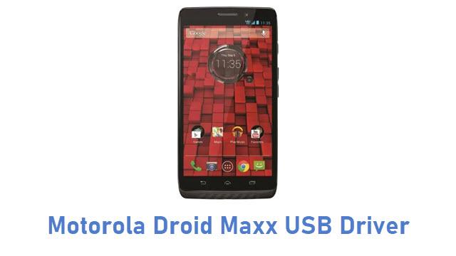 Motorola Droid Maxx USB Driver