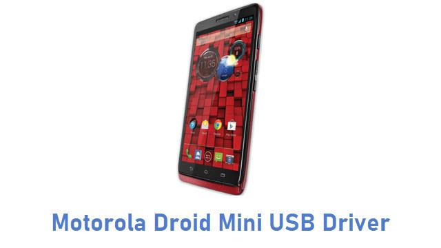 Motorola Droid Mini USB Driver