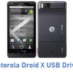 Motorola Droid X USB Driver