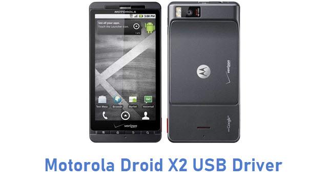 Motorola Droid X2 USB Driver