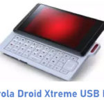 Motorola Droid Xtreme USB Driver