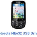 Motorola ME632 USB Driver