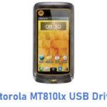 Motorola MT810lx USB Driver
