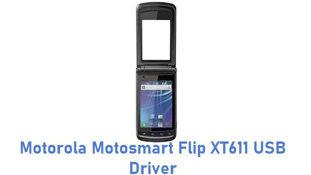 Motorola Motosmart Flip XT611 USB Driver