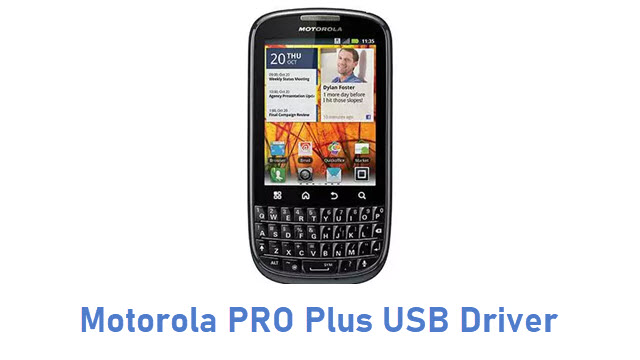 Motorola PRO Plus USB Driver