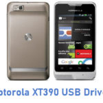 Motorola XT390 USB Driver