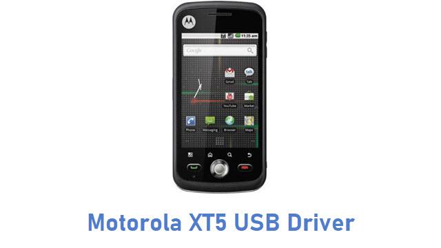 Motorola XT5 USB Driver