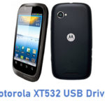 Motorola XT532 USB Driver