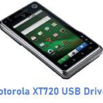 Motorola XT720 USB Driver