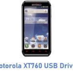 Motorola XT760 USB Driver
