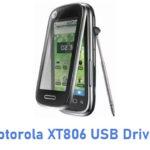 Motorola XT806 USB Driver
