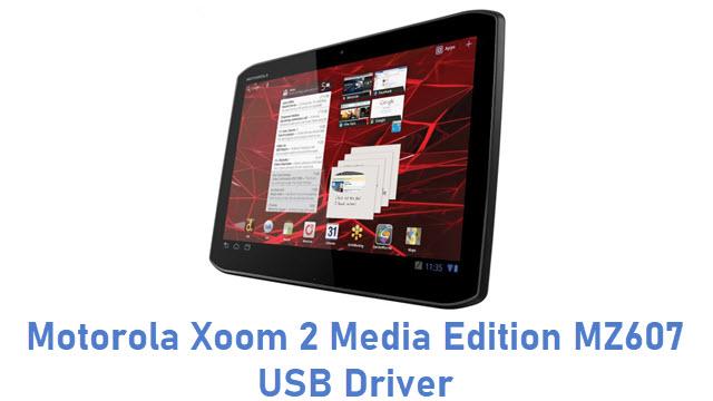 Motorola Admiral XT603 USB Driver