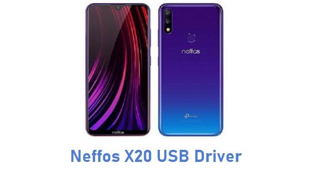 Neffos X20 USB Driver