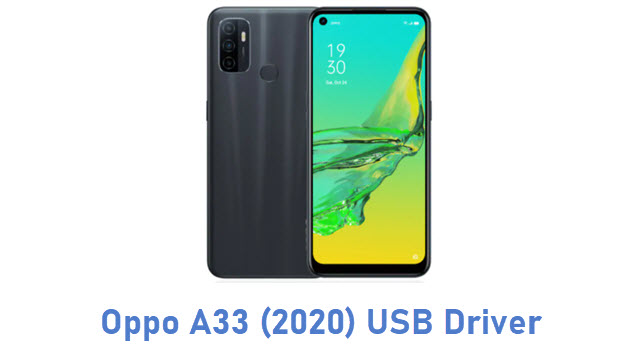 Oppo A33 (2020) USB Driver