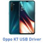 Oppo K7 USB Driver