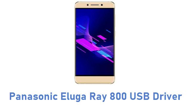 Panasonic Eluga Ray 800 USB Driver