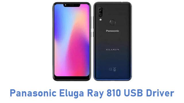 Panasonic Eluga Ray 810 USB Driver