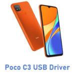Poco C3 USB Driver